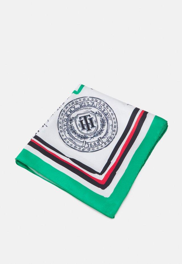 FLORIDA PRINT SCARF - Šátek - green