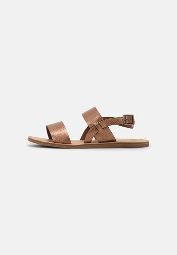 CAROLISTA SLINGBACK - Sandals - medium brown