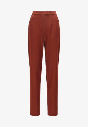 TISLETTI - Trousers - brown