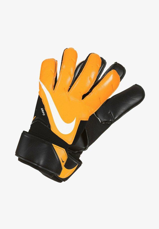 UNISEX - Keepershandschoenen  - black/laser orange/white