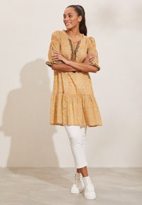 Odd Molly - ISABELLE - Day dress - apricot tan - 3