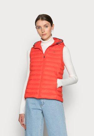 VEST - Waistcoat - red