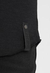 INDICODE JEANS - ALAIN - T-shirt - bas - black - 3