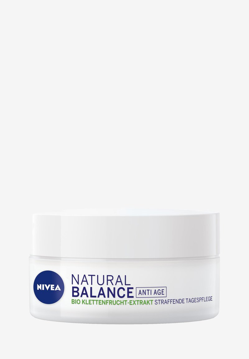 Nivea - NATURALLY GOOD ANTI-AGE DAY CARE - Anti-Aging - -