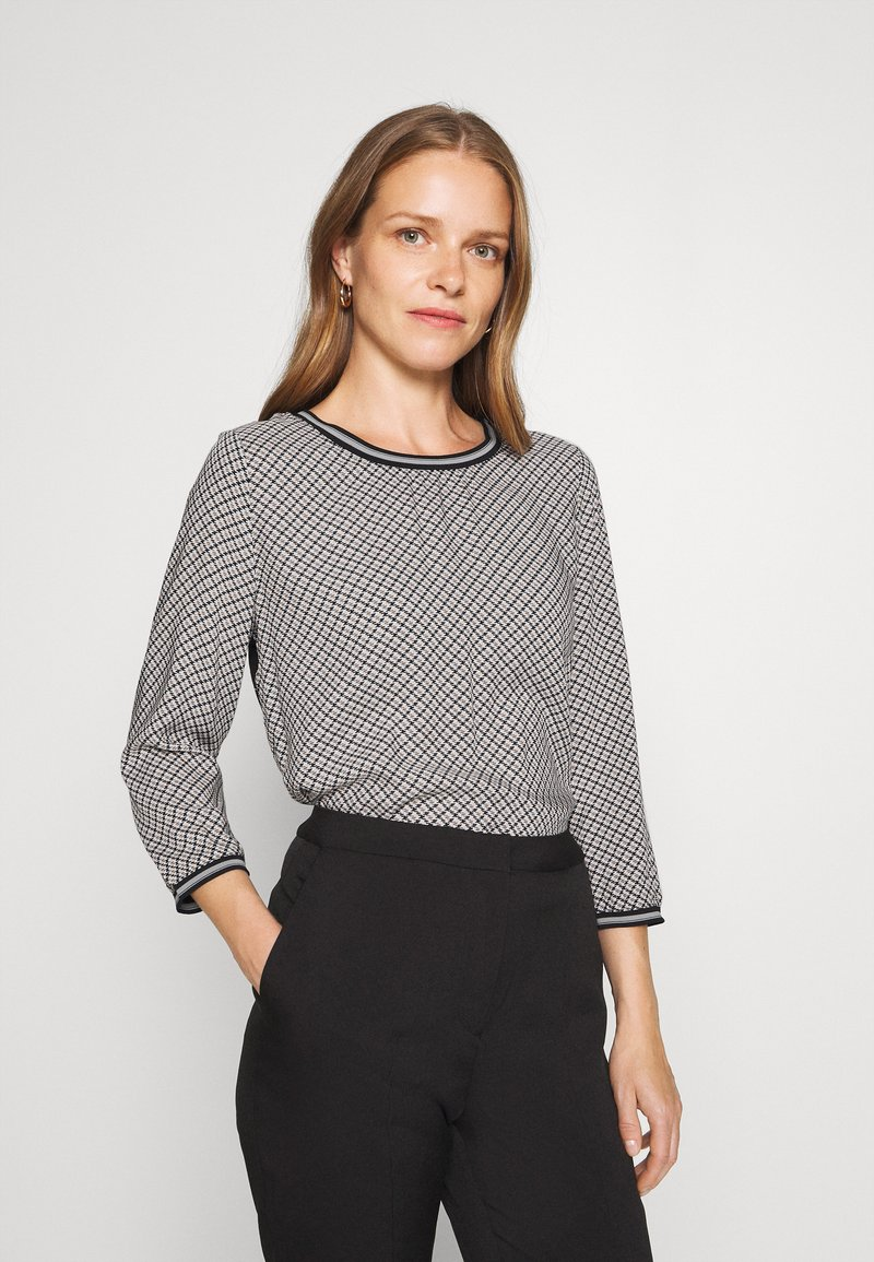 TOM TAILOR - Blouse - grey