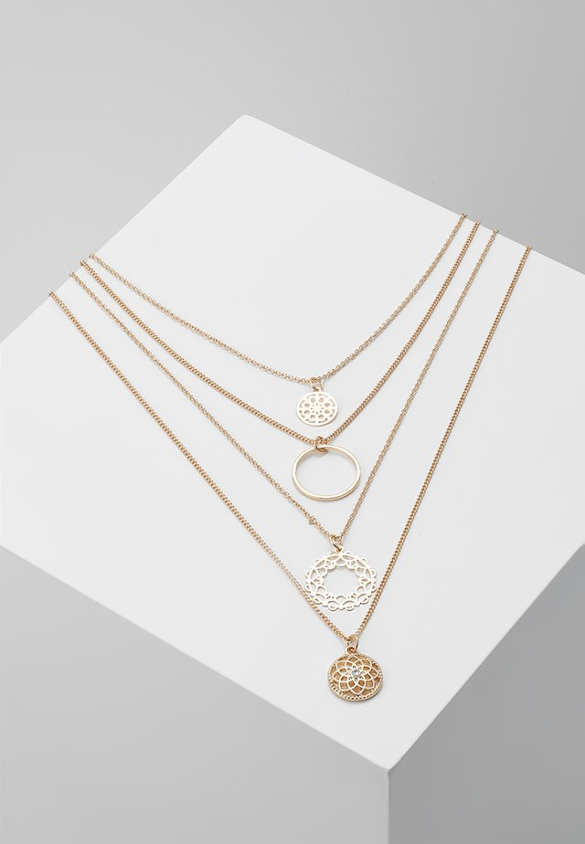 ONLKENNA NECKLACE - Collana - gold-coloured
