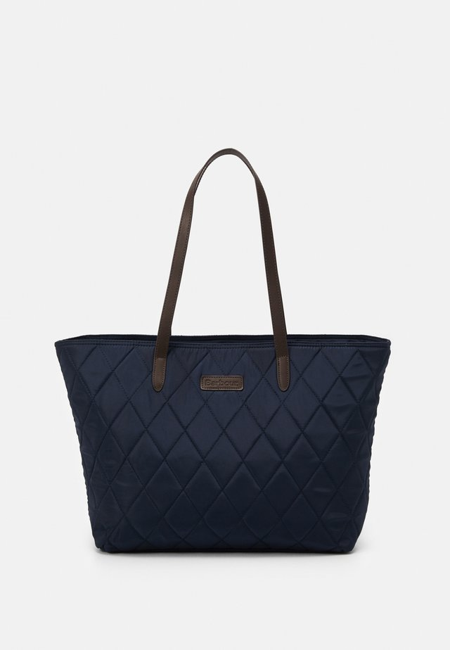 WITFORD QUILTED TOTE SET - Handtasche - navy