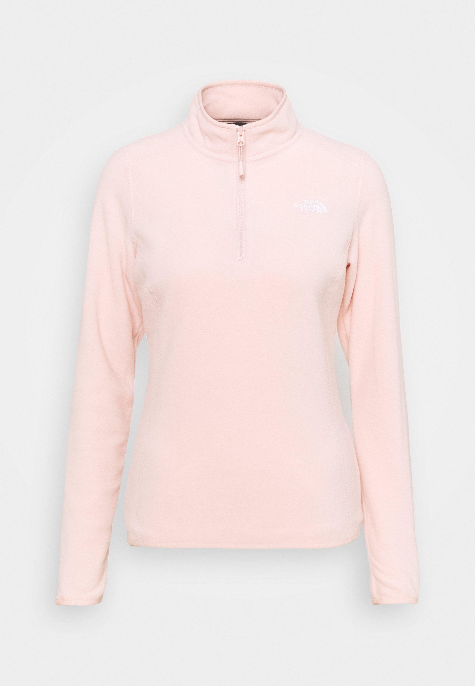 Women GLACIER ZIP MONTEREY - Fleece jumper