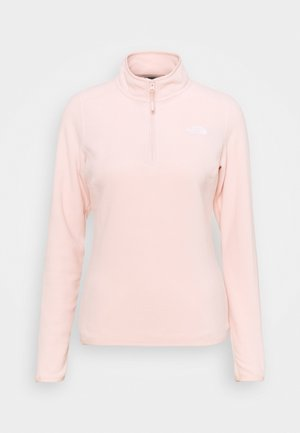 GLACIER ZIP MONTEREY - Fleece trui - evening sand pink
