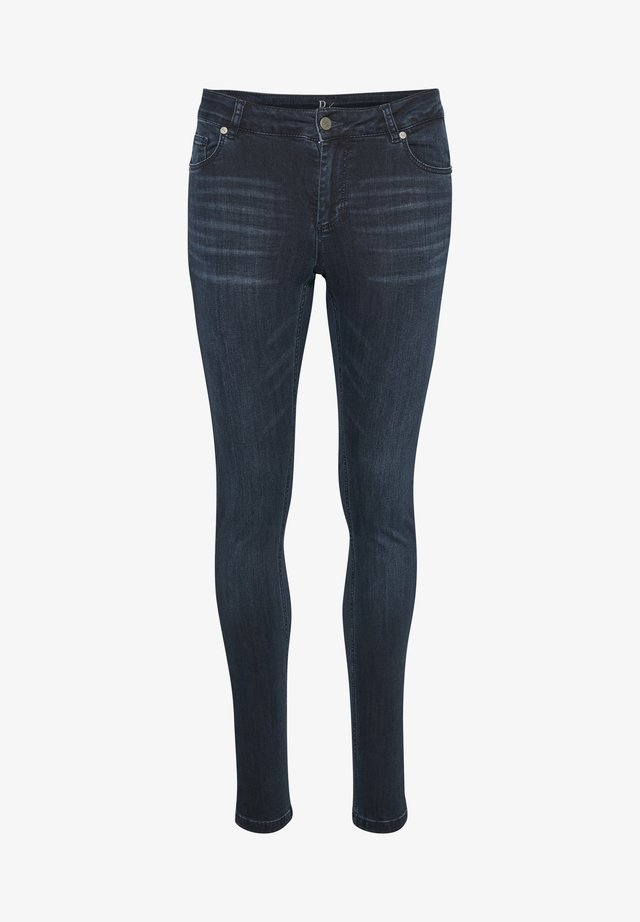 THE CELINA  - Jeans slim fit - dark blue wash