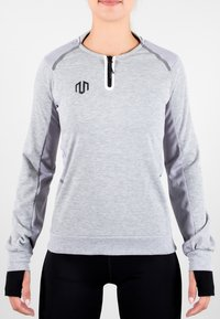 MOROTAI - T-shirt sportiva - light grey - 1