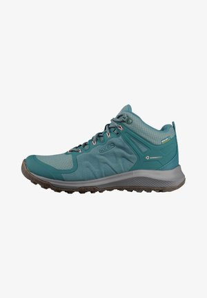 EXPLORE MID WP - Hiking shoes - chinois green/dusty pin