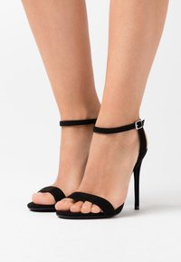 New Look - URBAN - High heeled sandals - black - 0
