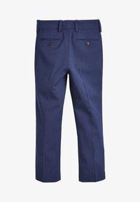 Next - Kalhoty - blue - 1