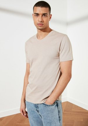 PARENT - T-shirt basic - beige