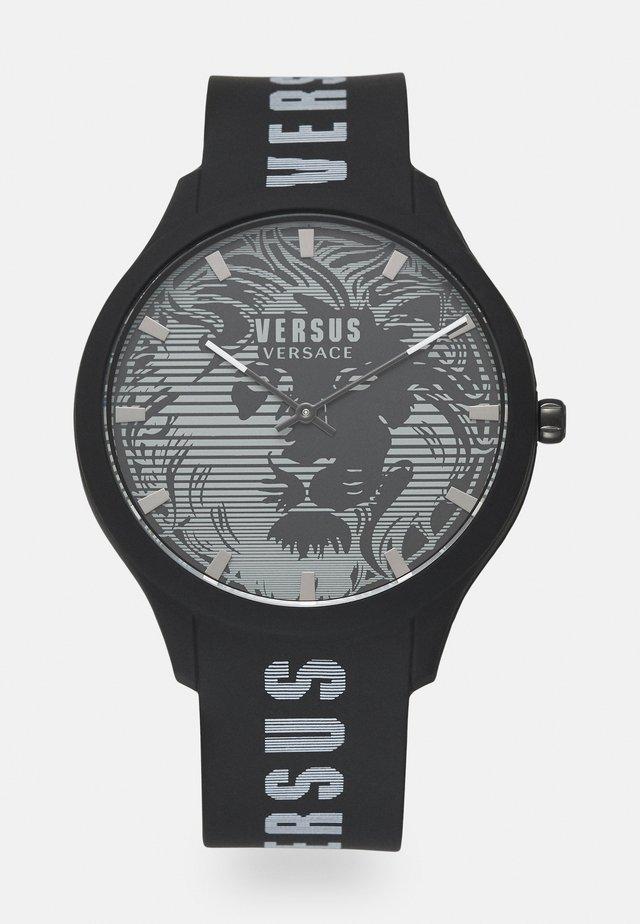 DOMUS UNISEX - Uhr - black