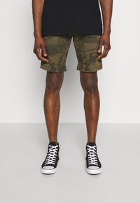 Alpha Industries - KEROSENE - Shorts - oliv - 0