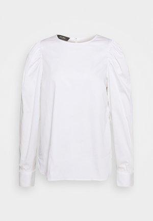 GIGI BLOUSE - Blusa - white