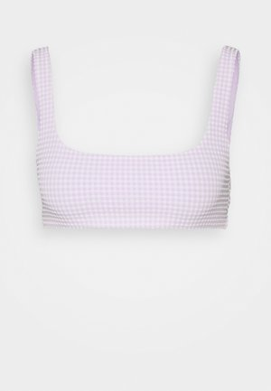 SAND SWIM  - Bikiniöverdel - light purple/white