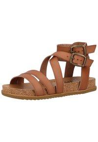 Blowfish Malibu - Platform sandals - arabian sand dyecut 398 - 1