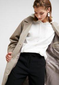 Weekday - VIVI COAT - Classic coat - mole - 3