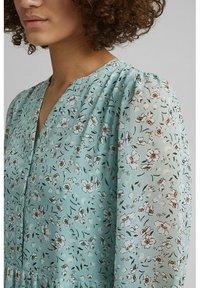 Esprit - Maxi dress - turquoise - 4