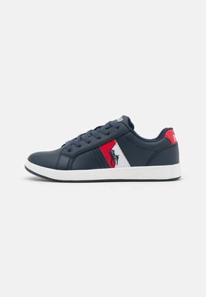 ORMOND - Trainers - navy/red/white