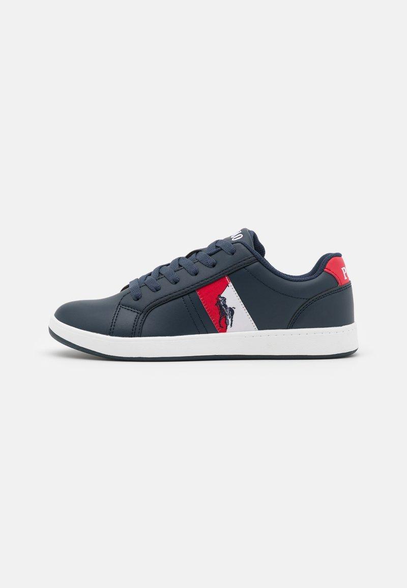 Polo Ralph Lauren - ORMOND - Tenisky - navy/red/white