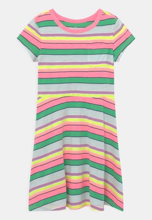 GIRL - Jersey dress - multi