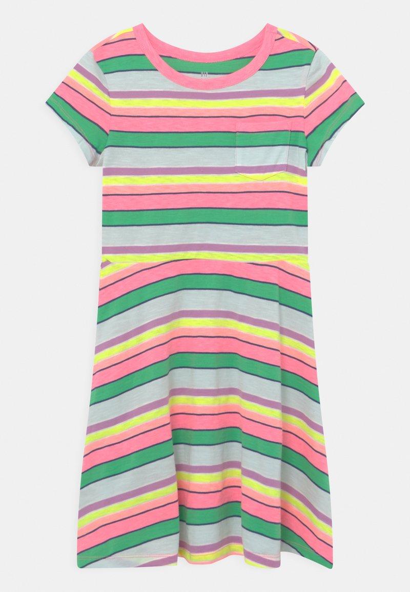 GAP - GIRL - Jersey dress - multi
