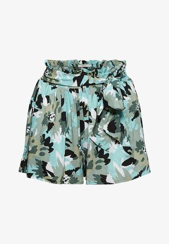 Swimming shorts - light khaki