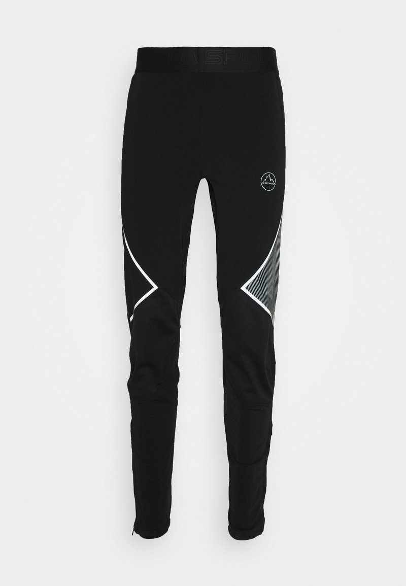 La Sportiva - YORIA PANT - Trousers - black/cloud