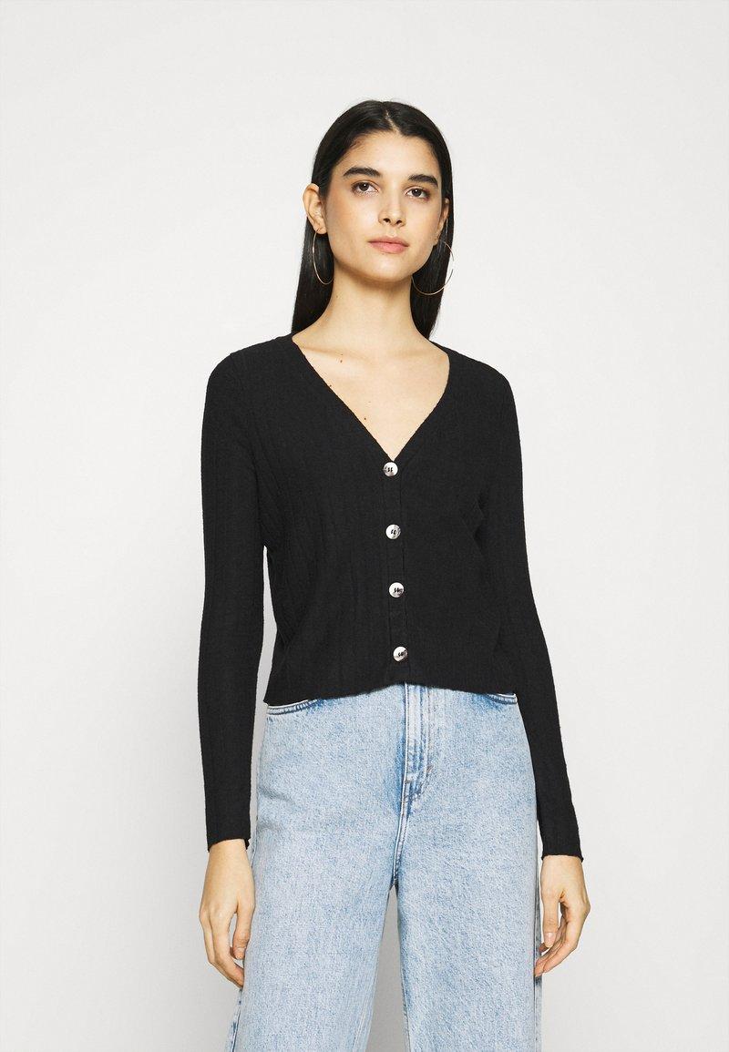 Vero Moda - VMADA  - Cardigan - black