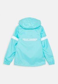 Helly Hansen - ACTIVE RAIN UNISEX - Waterproof jacket - capri - 1