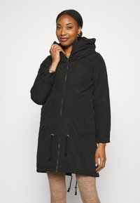 MAMALICIOUS - MLTIKKA PADDED JACKET - Winter coat - black - 2