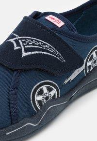 Superfit - BENNY - Domácí obuv - blau - 5