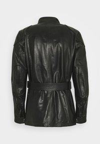 Belstaff - TRIALMASTER PANTHER JACKET - Veste en cuir - black - 1