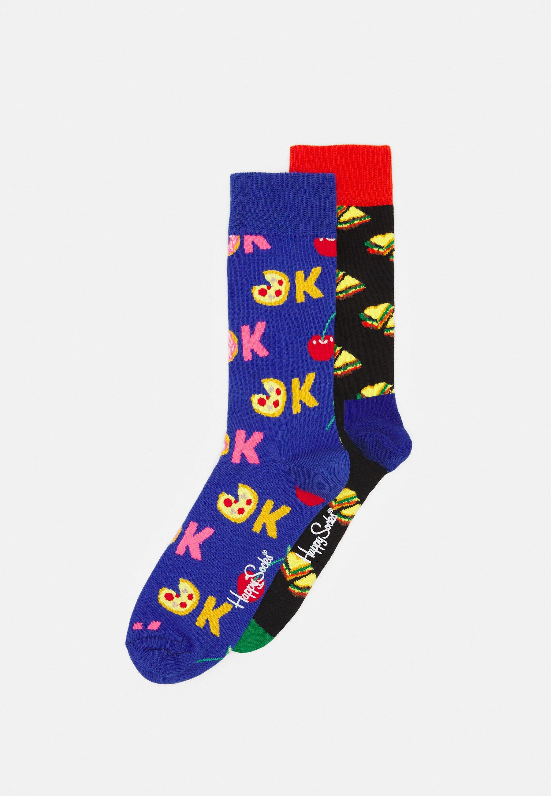 Women IT'S OK LOVE SANDWICH 2 PACK UNISEX - Socks