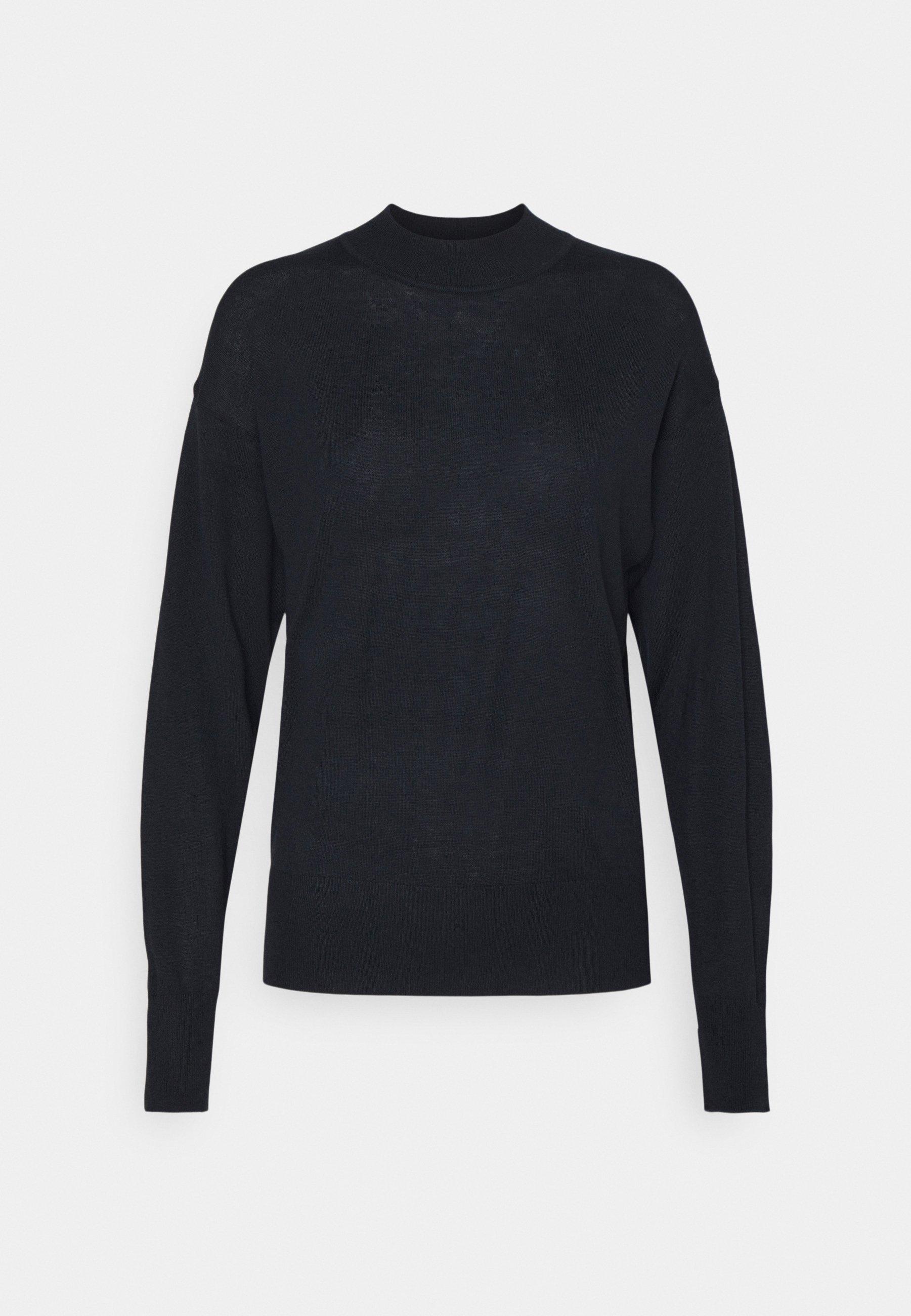 Damen CLASSIC CREW NECK - Strickpullover