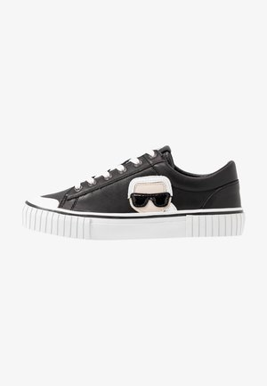KAMPUS KARL IKONIC - Sneakers basse - black