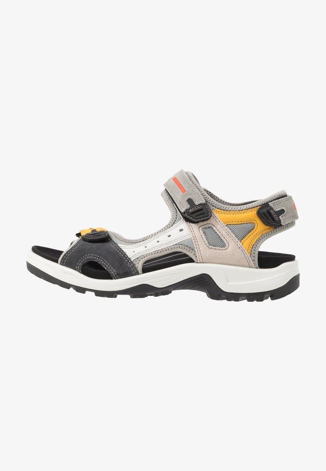OFFROAD - Walking sandals - multicolor/merigold