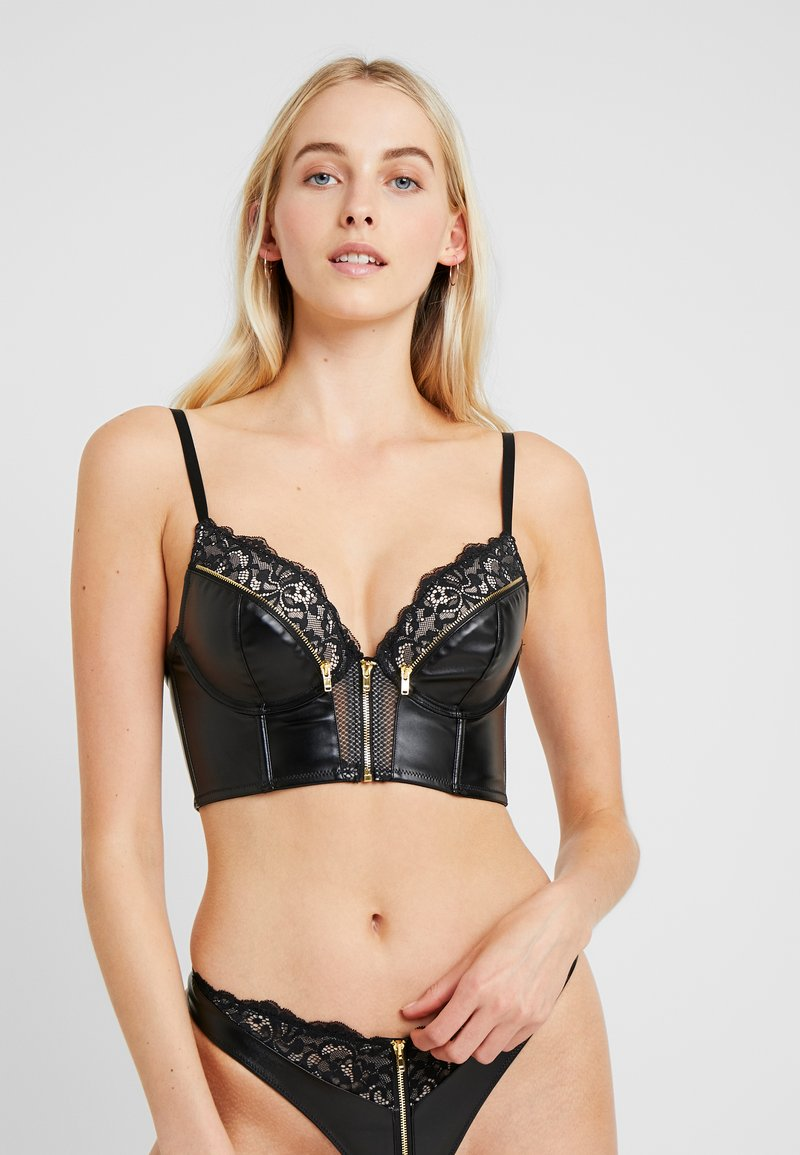 Hunkemöller - TALIA - Soutien-gorge push-up - black