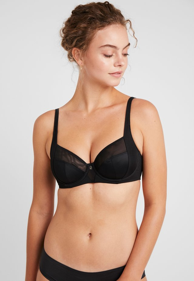 TRUE SHAPE SENSATION - Underwired bra - black