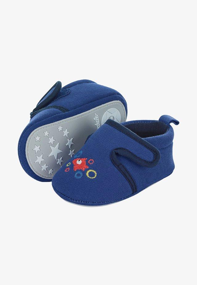 First shoes - bleu