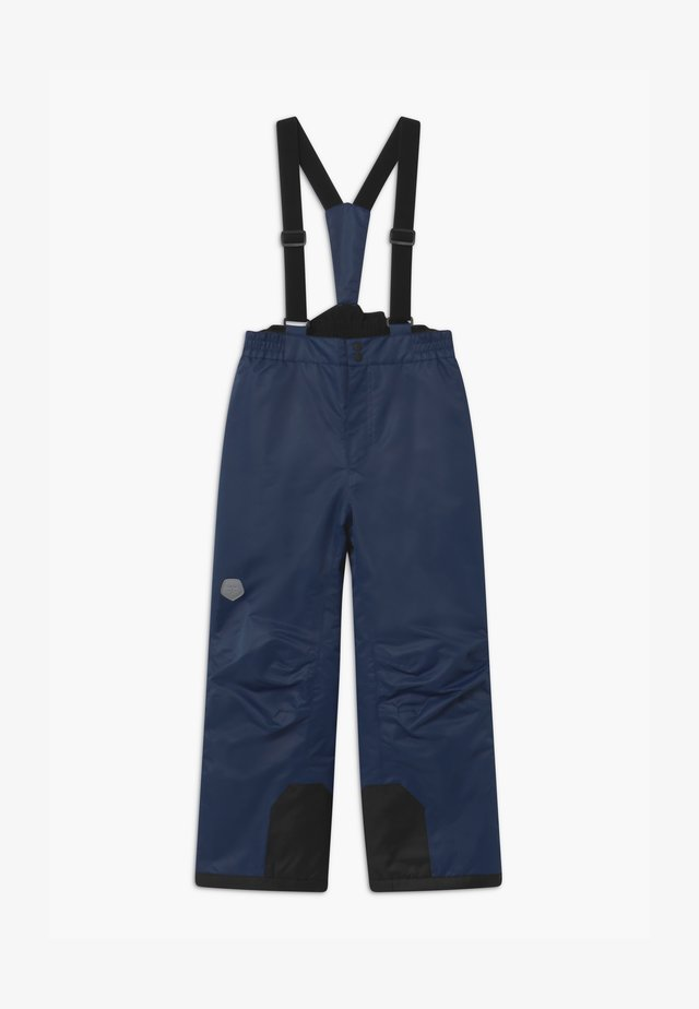 UNISEX - Snow pants - dress blues