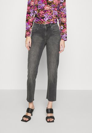 LAVINA SHANGHAI - Jeans Relaxed Fit - black