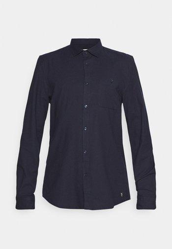 OXFORD - Kostymskjorta - sky captain blue
