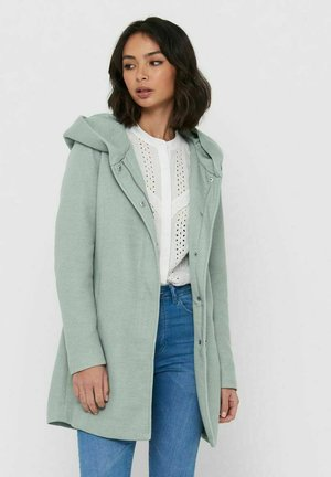 ONLSEDONA - Short coat - chinois green