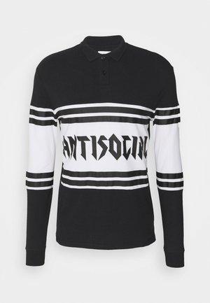 UNISEX - Poloshirts - black