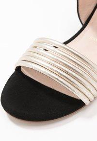 San Marina - BADRA - Sandals - black - 2